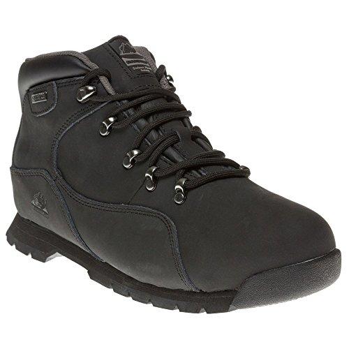 Groundwork Gr66 Chaussures à lacets pour homme Noir - noir