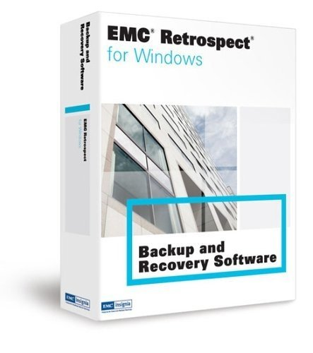 EMC Retrospect 7.5 (Add-On Value Pack Upgrade, incl. all 6 Add-On Products (PC) - Pack 7.5