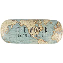Vintage Map The World Is Yours - Dura