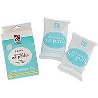 J.L. Childress wiederverwendbar Ice Packs, weiß, 2Stück preisvergleich bei billige-tabletten.eu