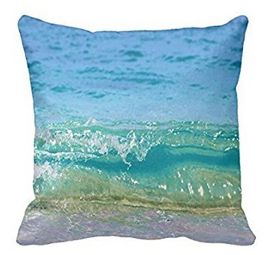 Clothing decoration Decorative Nature Beach Pillow Cover 18