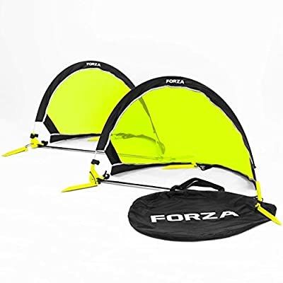 Pair of Forza Pop-Up Drone Racing Gates – 2 FPV Race Gates with Carry Bag Portable Drone Gates for Drone Obstacle Courses [Net World Sports]