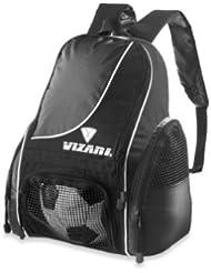 Vizari Sport 30141 mochila - Mochila para portátiles y netbooks (419 x 254 x 203 mm, Negro)