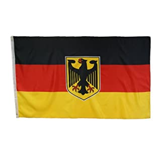 Abasonic 16122 – Flag of Germany, with Eagle, 90 x 150 cm