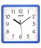 Ajanta (Oreva) Wall Clock,Blue Amazon