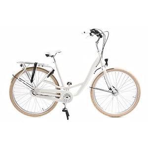 Avalon Elegance 28 Inch 53 cm Woman 3SP Roller brakes Ivory white