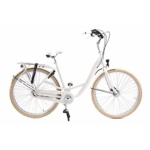 41u6Cp ByUL. SS500  - Avalon Elegance 28 Inch 53 cm Woman 3SP Roller brakes Ivory white