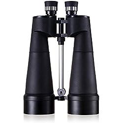 RDJM Los prismáticos de gran calibre versión de alta potencia ultra-alta definición clara 25x100 tenue luz visible por la noche telescopio