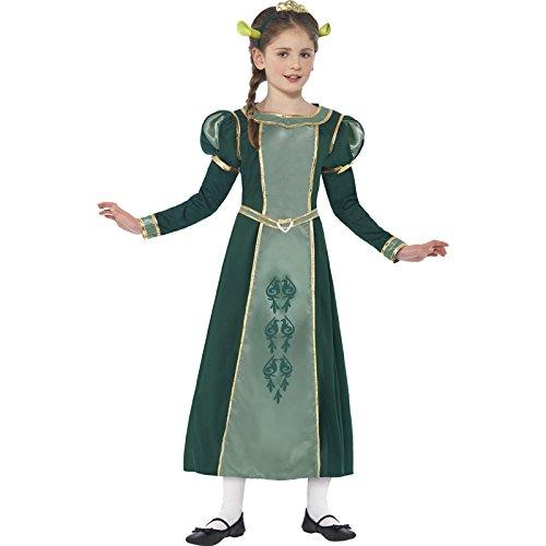 Imagen de smiffy's  disfraz princesa fiona de shrek, color verde 20491l