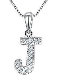 FANZE Women's 925 Sterling Silver Irish Celtic Knot Endless Knot Timeless Geometric Pendant Necklace