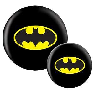 Batman Icon Noir Boule de bowling kr7420–6