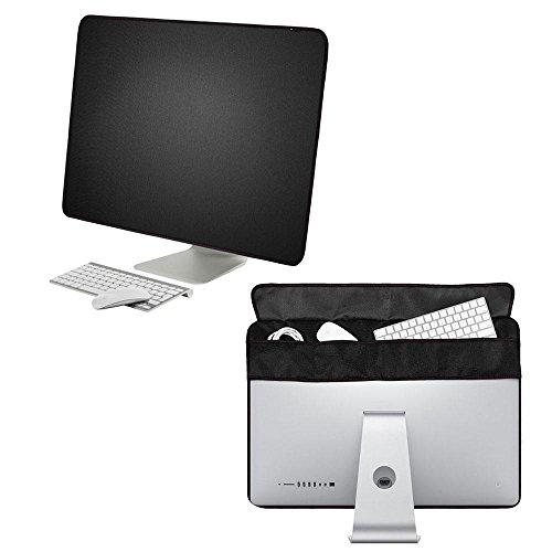 Leegoal copertura antipolvere per iMac monitor schermo antipolvere guardia cover per iMac antipolvere con pacchetto posteriore per iMac 21.5Inch