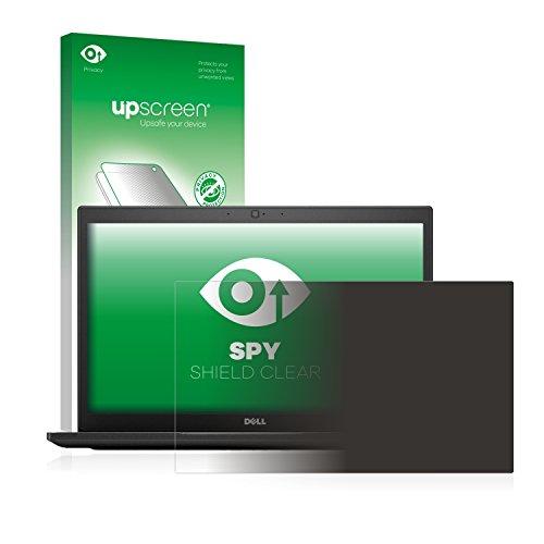 upscreen Anti-Spy Blickschutzfolie für Dell Latitude 7480 Non-Touch Privacy Screen Bildschirmschutzfolie - Sichtschutz, Kratzfest