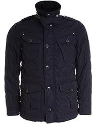 Hackett Clothing Fenton, Abrigo Para Hombre, Talla Única