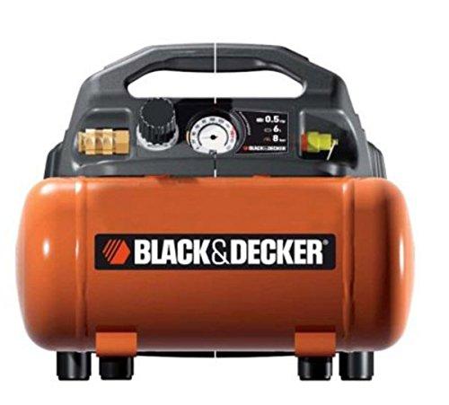 Black+Decker 1797 - Compresor con tanque de 6 L