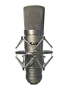 Cad Gxl2200 Cardioid Condenser Microphone, Champagne