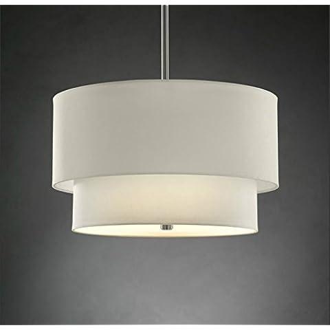 Uno stile moderno e minimalista camera da letto soggiorno ristorante Cafe lampadari luce a soffitto-G616