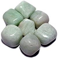 Humunize Glaube Heilung Amazonit Trommelsteine Reiki heilende Kristallschmucksteine Verschiedene Größen Feng... preisvergleich bei billige-tabletten.eu