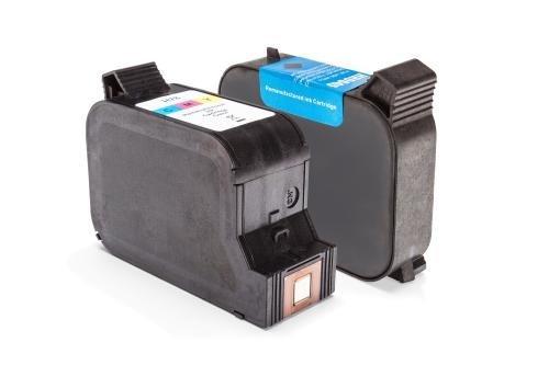 Inkadoo Tinte passend für HP DeskJet 960 C kompatibel zu HP 45, 78 SA308AE - 2X Premium Drucker-Patrone Alternativ - Schwarz, Cyan, Magenta, Gelb - 39 & 45 ml
