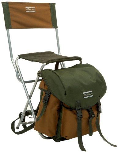 41u6LaoLwfL - Shakespeare Deluxe Rucksack Chair - Brown/Green