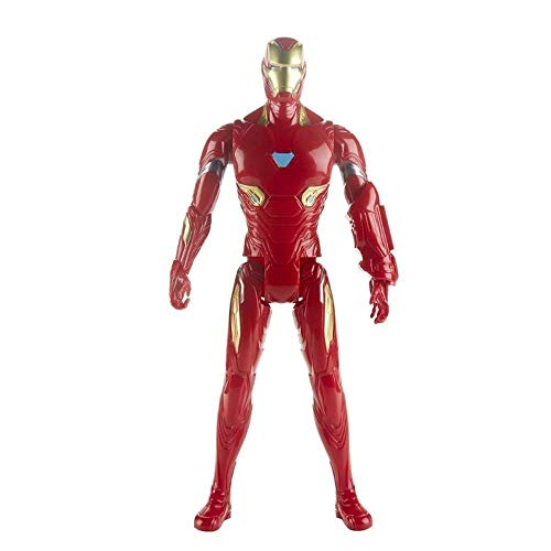 Avengers Figuren Marvel Iron Man Actionfigur 12 Zoll/Höhe Ca. 30,9 cm der Mann aus Stahl Justice League Deluxe Actionfigur DC Comics Toy (Actionfiguren Comics Dc 12 Zoll)