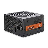 DeepCool DN650 650W 80 PLUS 230V EU Certified ATX 12V V2.31 Power Supply   DP-230EU-DN650