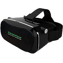 VR, Emoonland VR Box Cardboard Occhiali Realta Virtuali IMAX 3D Film Giochi per Cellulare 3.5