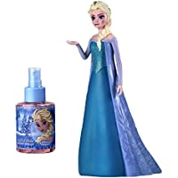 Disney la Reine des Neiges Frozen - Coffret Eau de Toilette pour enfant 100 ml + Figurine 3D
