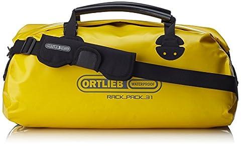 Ortlieb Rack-Pack Sac de voyage Jaune L