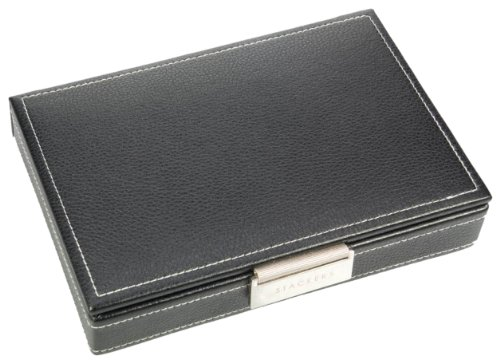 Men's Black Lidded Mini Stacker