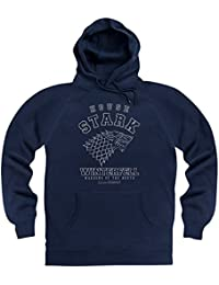 Official Game of Thrones - Stark Collegiate Sweatshirt ? capuche, Hoodie, Homme