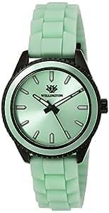 Wellington Damen-Armbanduhr Karamea Analog Silikon WN508-690A