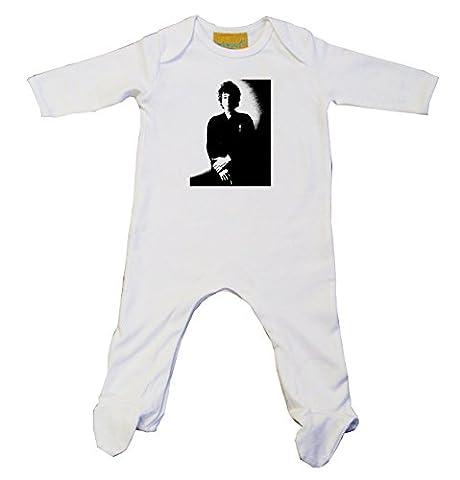 Bob Dylan 1965Body bébé blanc 6–12mois