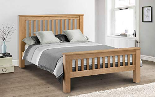 Julian Bowen Amsterdam Oak Double Bed