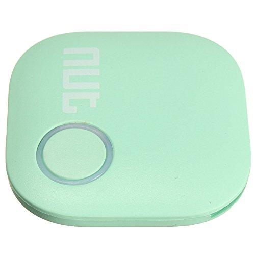Inovey Mini Smart Patch Alarm Tag Bluetooth Nut 2 Tracker Locator Anti Verloren Schlüssel Finder Für Iphone Android Etc - Grün - Bettwäsche Patch