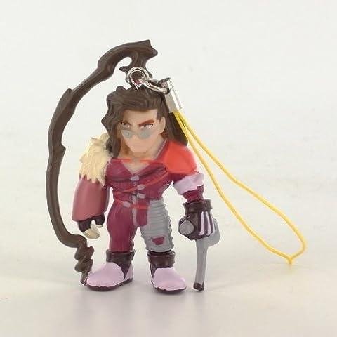 Figura Nooj Strap para Móvil Final Fantasy X (Colección 2)
