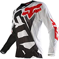 TFGY Calzado para Hombres, Motocross, Manga Larga, Royal Racing Jersey,XL