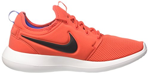 Nike Herren Roshe Two Ausbilder Orange (Max Orange/black-dp Nght-white)