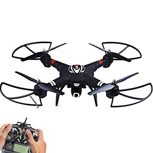 Q303 - C 2,4 Ghz 4CH 6 Achsen Gyro RC Quadcopter RTF Flugzeug Mit 2,0 MP Kamera Eine Presse Automatische Return.ZHA-GOO