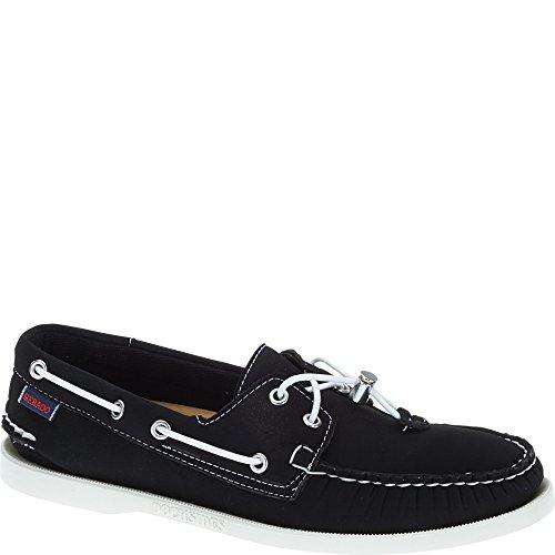 Sebago Docksides Neo, Chaussures bateau homme Noir