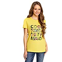 oodji Collection Donna T-Shirt Ampia con