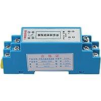 Yibuy RTD 0-100 Celsius - Transmisor de Sensor de Temperatura Tipo Carril DIN (4~20 mAh)