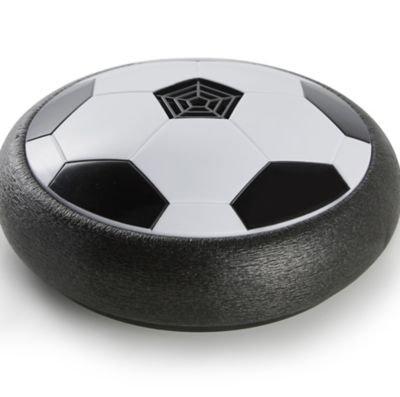 Preisvergleich Produktbild Luftfußball, lustiges Fußballspiel für drinnen, Ball gleitet sanft über Boden