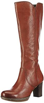 Gabor Shoes Comfort 72.877.25, Damen Stiefel, Braun (sattel (Micro)), EU 36 (UK 3.5) (US 6)