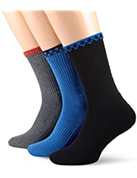 Calcetines Hummel Fire Knight , 3 Pack Socks Varios colores Multi Colour Talla:12