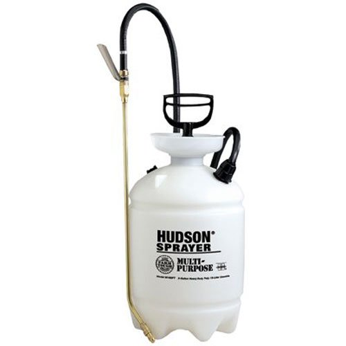 HUDSON, H D MFG CO - Farm Sprayer, Heavy-Duty, Poly Tank, 2-Gals. -