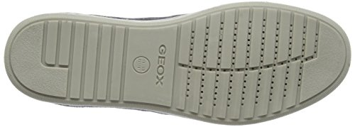 Geox Ricky F, Baskets Basses Homme Braun (MUDC6372)