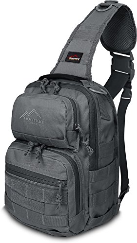 US Assault Pack One Strap Recon - Rucksack 8 Liter Volumen Farbe Foliage -