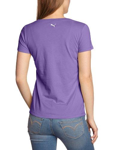 Puma T-Shirt F. Athletics Dahlia Purple