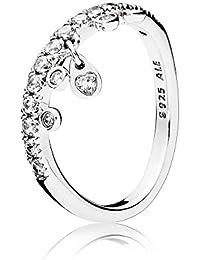 84d6b6fa0d96 Pandora Anillo Mujer plata - 197108CZ-48